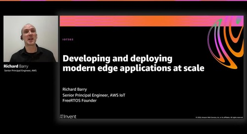 Developing and deploying modern edge applications at scale