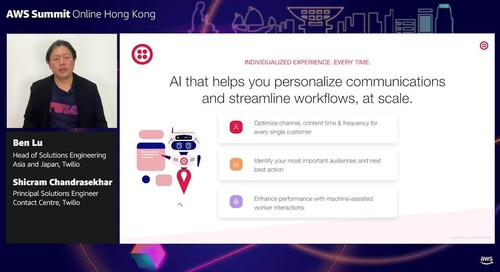 Sponsored by Twilio: The future of intelligent customer engagement