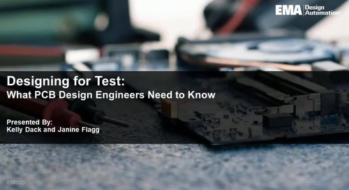 Design for Test (DFT) - What PCB Design Engineers Need to Know