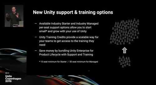Unity Enterprise for Product Lifecycle