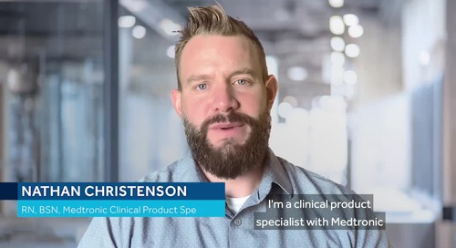 Video: Nathan Christenson, Medtronic Sales Representative, Discusses Quality Service and Customer Support