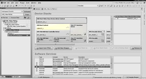 USB Streaming Video - Features