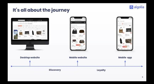 Drive loyalty with better mobile experiences