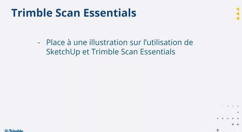 [On-Demand Webinar] - Scan Essentials by Trimble, modéliser à partir d'un nuage de points
