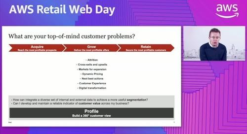 為零售業而設的顧客數據平台
