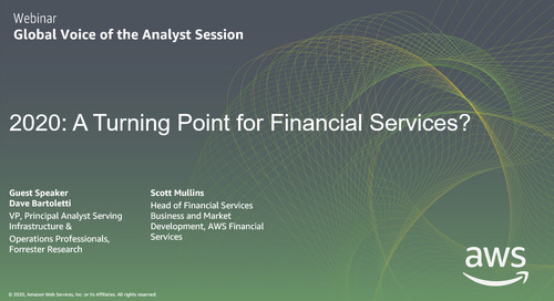 2020 A turning point for Financial Services EN FR