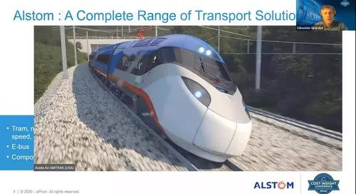 Zero RFQ Process - Alstom - Design to Cost Department