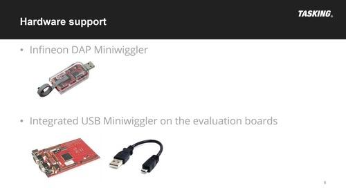 TASKING Embedded Debugger - The New Debugger For Every Desk