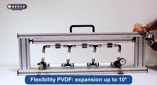 Henco Communication Channel - Topic 3 PVDF Flexibility