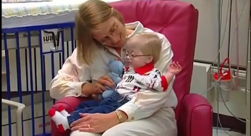 Pediatric Tracheostomy Home Care Video