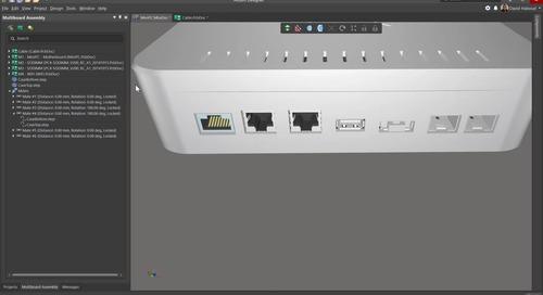 デザインのエクスポートやジオメトリ計算のための3Dカーネル