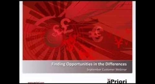 Finding Opportunities in the Differences between Estimates and Quotes