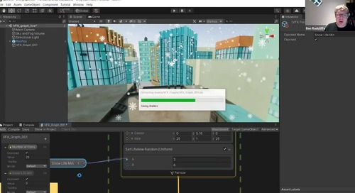 Road to Real-time: VFX Graph