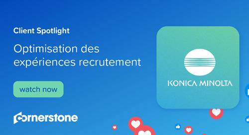 Optimisation des expériences recrutement  I Client Spotlight