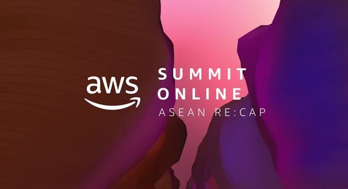 [AWS Summit ASEAN re:Cap] Keynote Opening Slate