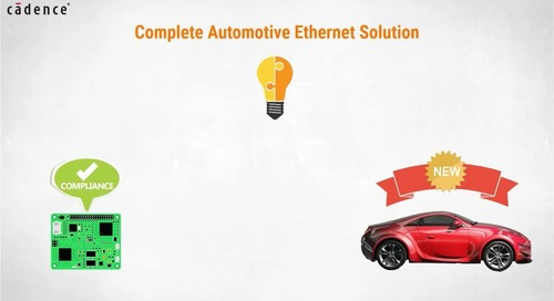 Sigrity Tech Tip: How to Test Modules for Automotive Ethernet Compliance
