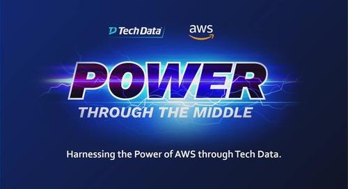 Tech Data: Harnessing the Power of AWS through Tech Data