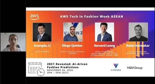 2021 Revealed: AI-driven Fashion Predictions