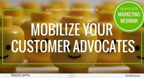 Mobilize Your Advocates - Webinar Recording
