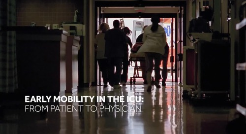 ICU Early Mobility Overview Video