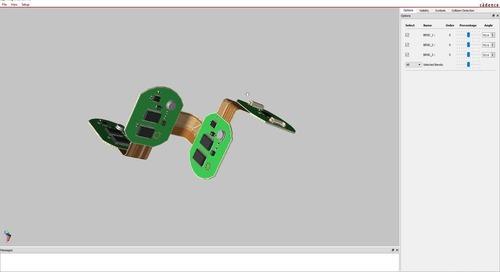 Allegro - 3D Rigid-Flex