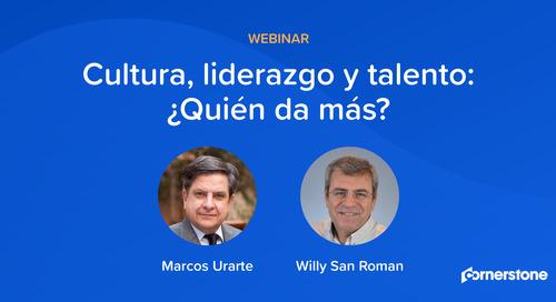 Cultura, liderazgo y talento: ¿Quién da más?