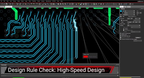 Design Rule Check: High-Speed - Feature Video