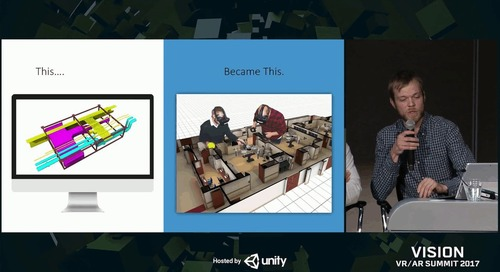 Vision 2017 - Unity Beyond Games (Architecture, Engineering & Construction)