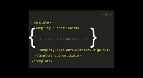 Mulai dari Ide menjadi MVP: Mempercepat pengembangan aplikasi dengan AWS Amplify (Level 200) Demo4
