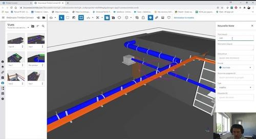 (11) Trimble Connect Plateforme Collaborative