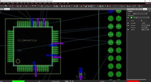 PCB Walk-through 6: Routing