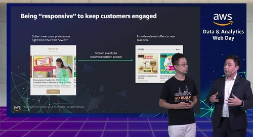 Delivering Personalized Experience Leveraging Customer 360 Data