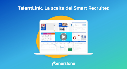 TalentLink. La scelta del Smart Recruiter.