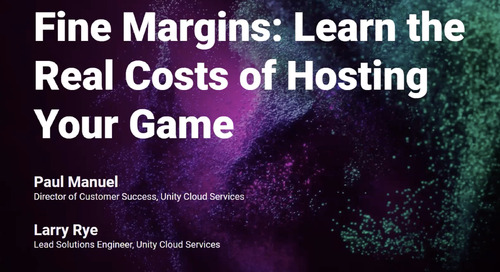 Fine Margins - The Real Cost of Hosting your Game