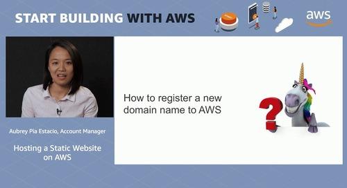 Hosting simple Websites