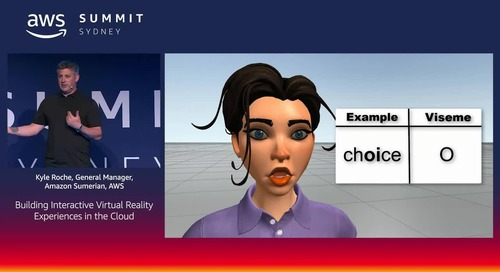 Building Interactive Virtual Reality Experiences in the Cloud