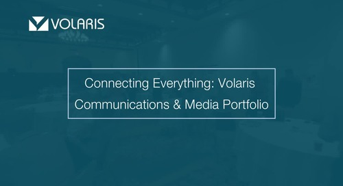 Connecting Everything: Volaris Communications & Media Portfolio