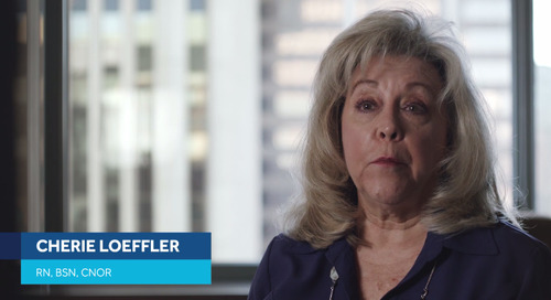 Cherie Loeffler with Resources and Tips for Safe Electrosurgery