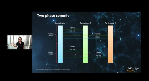 Modernise .Net Workloads on AWS | Session 3: Patterns for data consistency in distributed systems (Level 300)