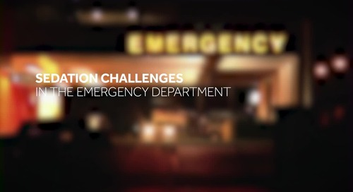 Sedation Challenges in the Emergency Department