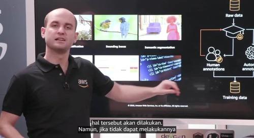 AWS Innovate opening keynote