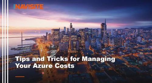 Tips and Tricks for Managing Your Azure Cloud Costs