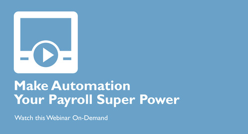 Make Automation Your Canadian Payroll Super Power