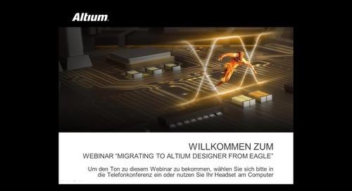 Migration Von EAGLE Zu Altium Designer