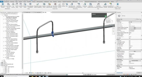 Webinar opname: Stabicad for Revit Sprinkler [10 november 2020]