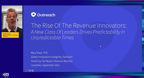 The Rise of The Revenue Innovators: A New Cohort Drives Predictable Revenue Through Uncertain Times