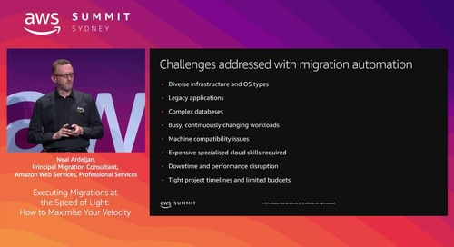 Executing Migrations at the Speed of Light: How to Maximise Your Velocity