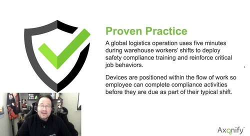 Compliance Proven Practice