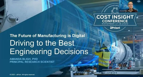 How to Use Insights to Drive the Best Engineering Decisions | Cost Insight Conference 2020