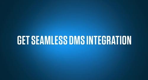 Reg & Title - DMS Integration